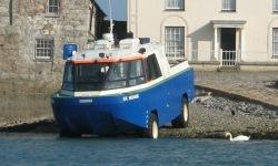 St Michael amphi-craft on land