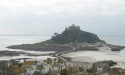 St Michael's Mount - Low Spring Tide